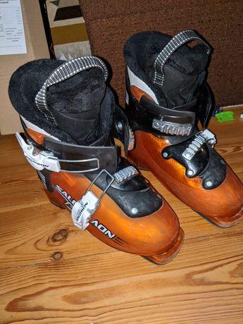 buty narciarskie dla dzieci
