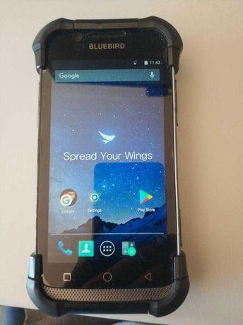 BlueBird EF500 - Touch Mobile Computer - 1D and 2D scanning