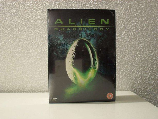 NOVO - Alien Quadrilogy