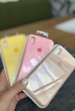 iPhone X чехол