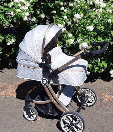 Продам детскую коляску в отличном состоянии, полный комплект 2 в 1
