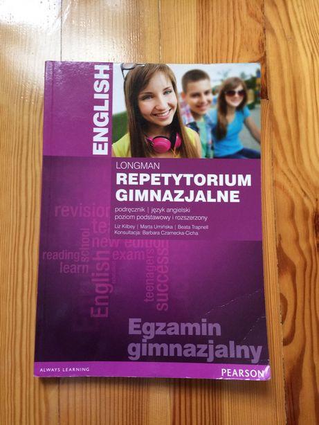 Longman repetytorium gimnazjalne podręcznik, język angielski