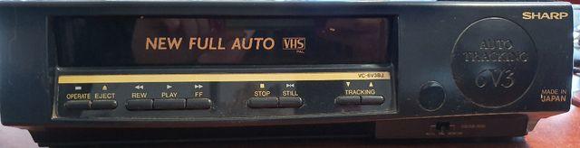 Magnetowid Sharp VHS model VC 6V3BJ