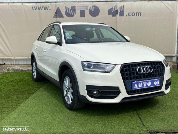Audi Q3 2.0 TDi Attraction