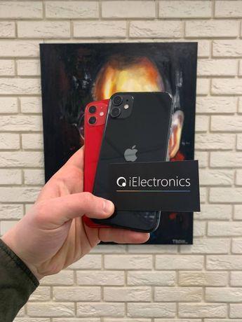 iPhone 11  64 GB c гаран. 3 меся + чехол и стекло +РАССРОЧКА
