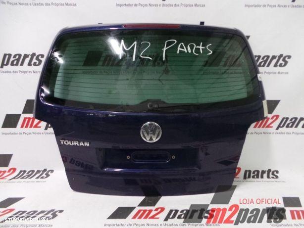 Tampa da mala VW TOURAN (1T1, 1T2) Azul/Verde Semi-Novo