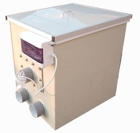 Барабанный фильтр для УЗВ 30 м3