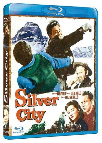 Silver City/A Cidade da Prata(Blu-Ray)-Importado
