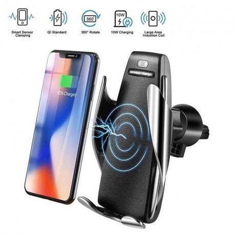 Сенсорний автомобільний тримач SmartUS S5 Wireless для телефону