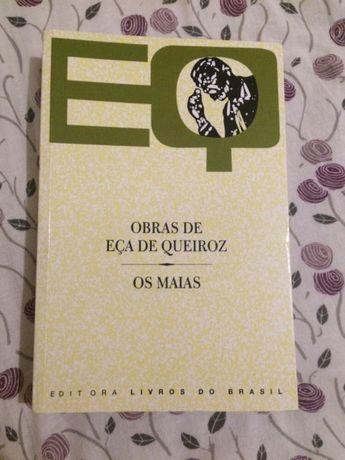 os maias - livro novo