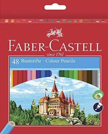 Lápis de cor novos: Faber Castell, Staedtler, Milan, Maped, BIC,outros