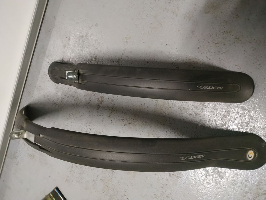 Błotniki rowerowe MTB, przód i tył (komplet) Pruszków - image 1