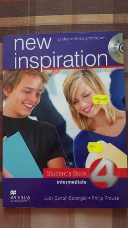 Macmillan New Inspiration intermediate Student's Book