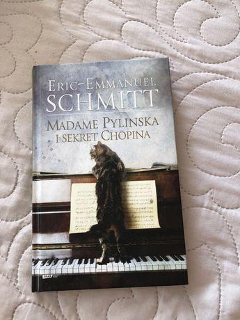 Madame Pylinska i sekret Chopina Eric-Emanuel Schmitt JAK NOWA