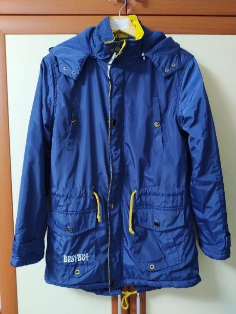 Куртка парка демисезонная подростковая GRACE р. 164
