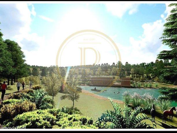 Terreno com projecto aprovado Eco Resort de 5*** na Com...