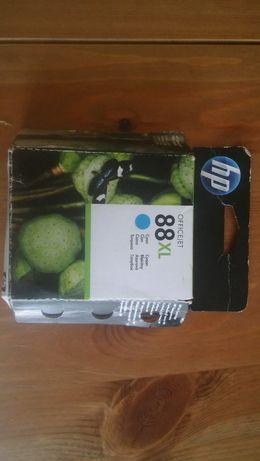 HP 88 XL (C9391AE) tusz niebieski, zwiększona pojemność, oryginalny