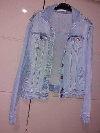 Bluza jeansowa rozmiar s