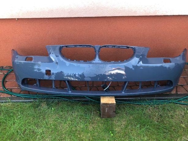 Nowy zderzak przód przedni BMW 5 E60 E61 PRZED LIFT