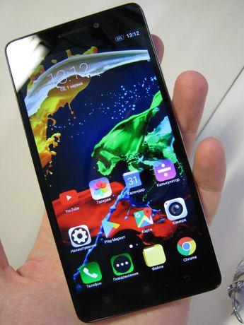 Lenovo A7000 5'5 дюймов HD! Selfi-сam! 8 Ядер по 1,5! 2/8Gb