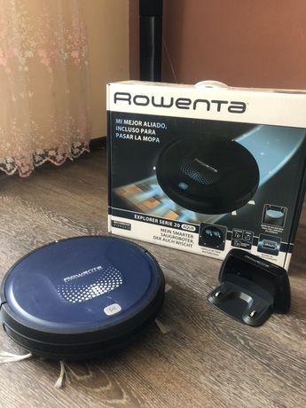 Робот-пылесос Rowenta RR6871wh