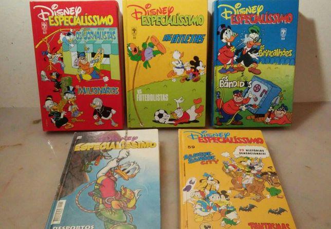 BD Disney vintages (Disney Especialíssimo)