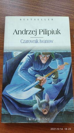 Książka Czarownik Iwanow - Andrzej Pilipiuk Tanio!
