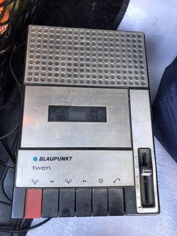 Magnetofon kasetowy blaupunkt