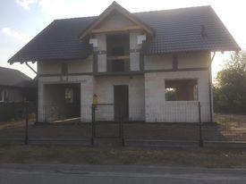 Usługi budowlane/Budowa domów/Ogrodzenia/Prace ziemne minikoparką.