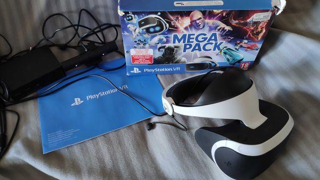 PS VR V2 PS4 PS5 Google PLAYSTATION komplet