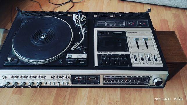 Radiomagnetofon  stary