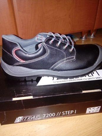 buty robocze S3 niemieckie
