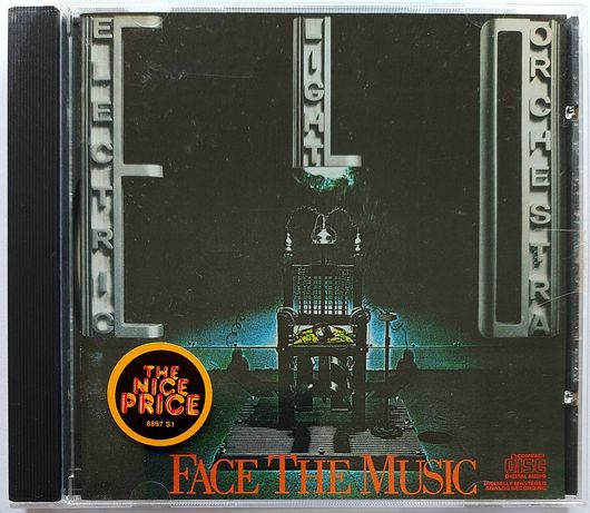 Electric Light Orchestra Face The Music 1975r