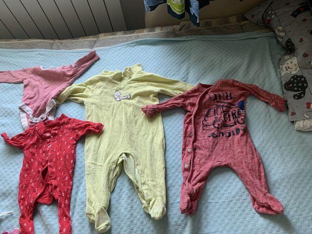Отдам набор детских вещей, детские вещи, пакет для новорожденного