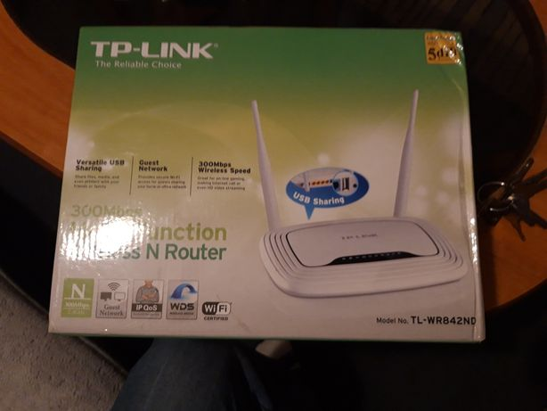 Routery TP-link..