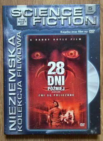 28 dni później - książka z filmem nad płycie dvd
