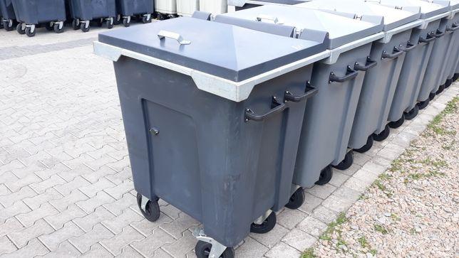 Pojemnik na zboże na pasze kontener przemysłowy 400 litrów