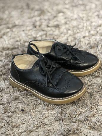 туфельки для хлопичка
