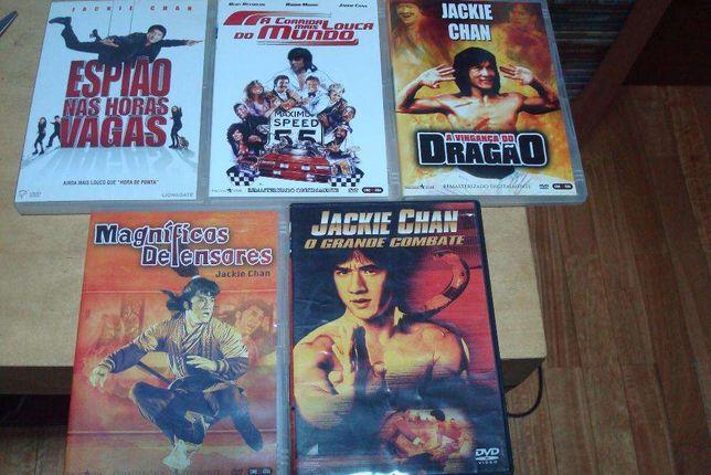 19 filmes originais de jackie chan