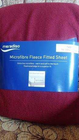 Prześcieradło z Microfibre 90-100×200