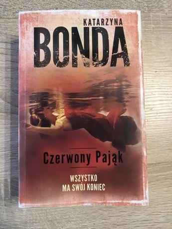 Czerwony Pająk - Katarzyna Bonda