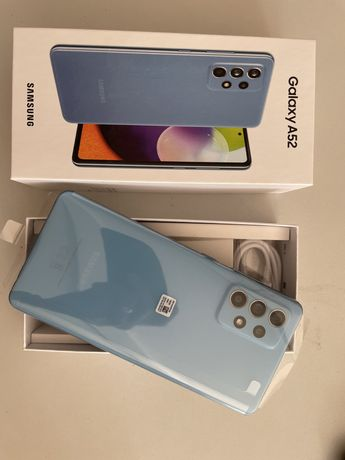 Samsung Galaxy A52 Awesome Blue 128GB