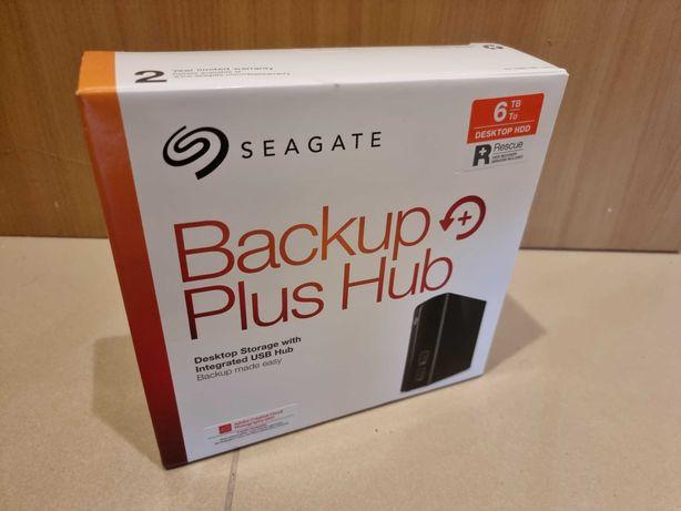 Dysk Zewnętrzny Seagate Expansion 6TB