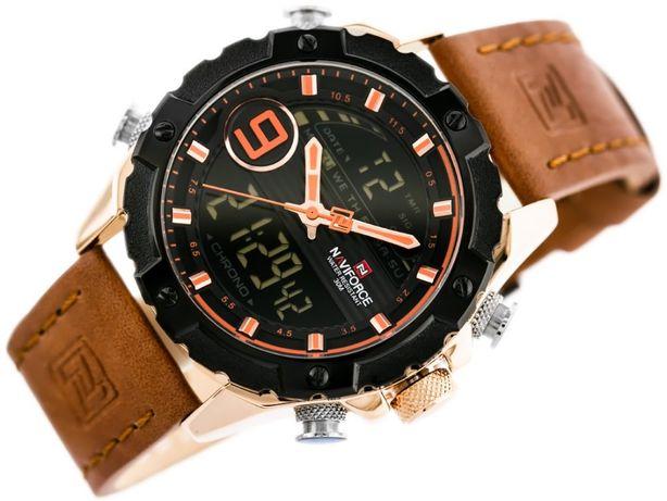 Zegarek Naviforce GLOBAL NF9146. Idealny na Prezent. Nowy. Pudełko