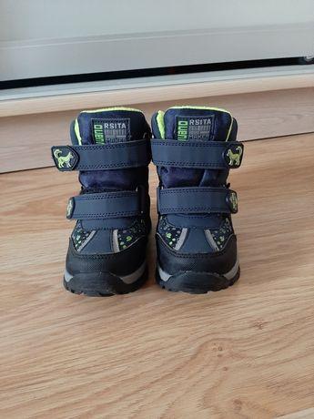 Продам дитячі зимові черевики