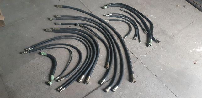 Шланги, трубопроводи, штуцери гідравлічний