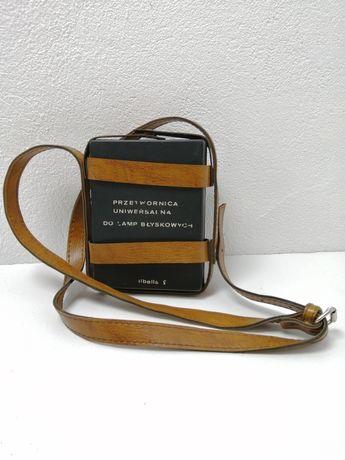 Zabytkowy Sprzęt Fotograficzny: Przetwornica Lamp Błyskowych