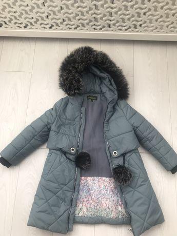 Зимнее пальто 122 размер