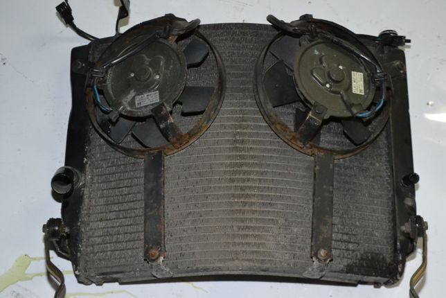 Yamaha yzf 1000 yzf1000 thunderace chłodnica wody wentylatory