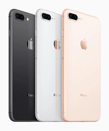IPhone 7, 7+, 8, 8+, X, XR, XS Black Red Rose Gold